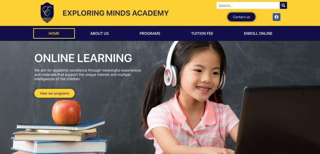 Exploring Minds Academy