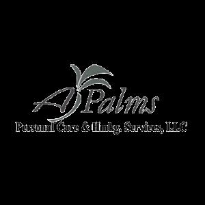Apalms Personal care hmkg services - DaBasics Web Design - Web Designer - my portfolio - Web developer - website management
